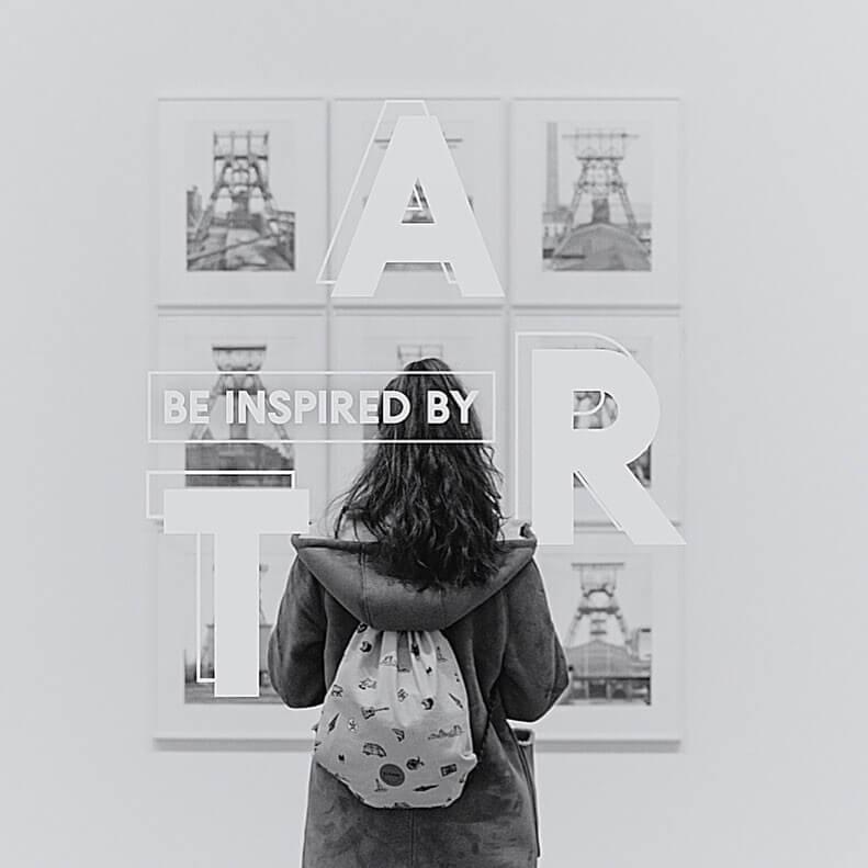 Έκθεση τέχνης - Art Hub YouBeHero
