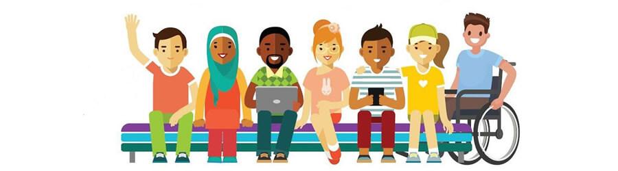 bevisiblebeyou.org είμαστε όλοι ίσοι ανεξαρτήτου θρησκείας, χρώματος, αναπηρίας | YouBeHero