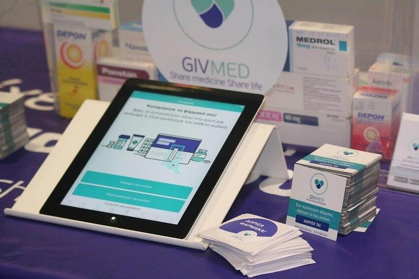 Givmed share medicine share life φάρμακα, depon panadol medrol, ipad σε βάση | YouBeHero