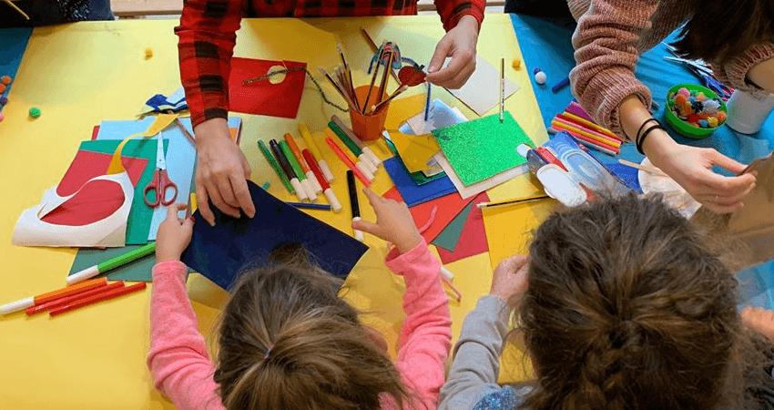 merimna.org.gr παιδιατρική ανακουφιστική φροντίδα μέσω εργαστηρίων και κατασκευών στην Μέριμνα  | YouBeHero