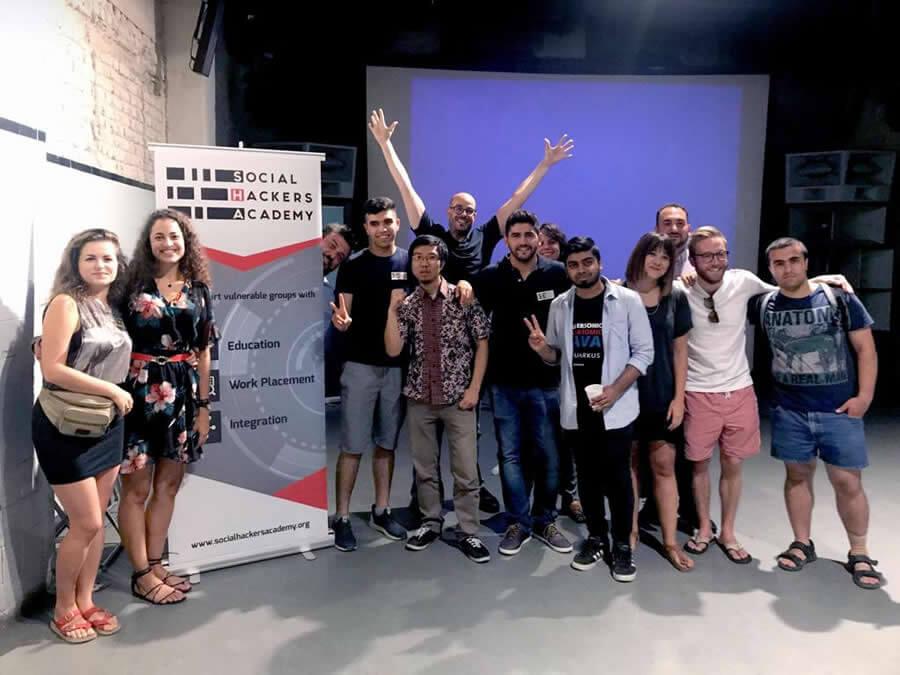 socialhackersacademy.org με έδρα την Αθήνα προσφέρει δωρεάν επιμορφωτικά σεμινάρια Web development και άλλες υπηρεσίες όπως σεμινάρια life coaching, λογική επίλυσης προβλημάτων αλλά και συμβουλευτική υποστήριξη | YouBeHero