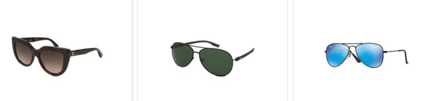 Στο alensa.gr θα βρεις γυαλιά ηλίου σε διάφορα σχήματα όπως ορθογώνιο, pilot, classic way, cat eye, panthos, browline, extravagant, oversized, στρογγυλό, τετράγωνο, πεταλούδα, σπορτ   | YouBeHero