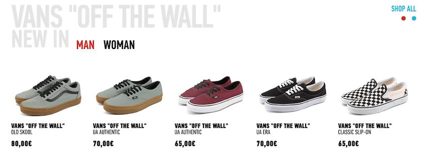Στο altershops.gr θα βρεις vans of the well authentic σε διάφορα χρώματα και μεγέθη | YouBeHero