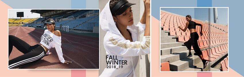 Μαύρη φόρμα και λευκό φούτερ απο την χειμερινή συλλογή του anel-fashion   YouBeHero