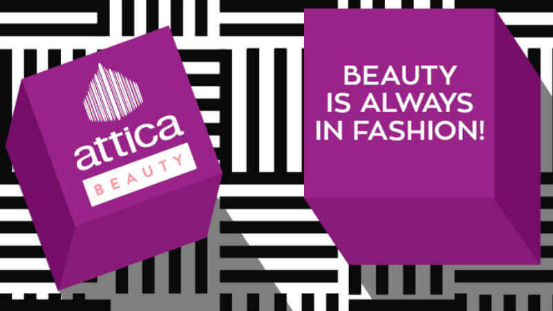Beauty is always in fashion in atticabeauty.gr | YouBeHero
