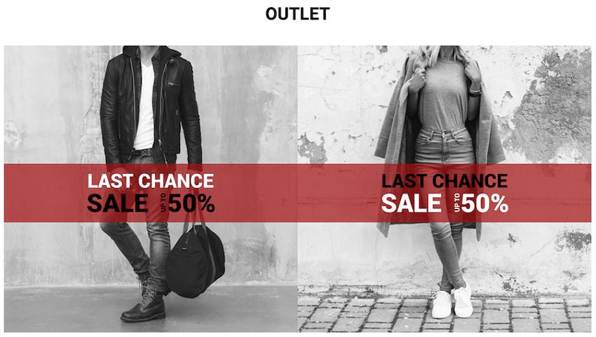 Στο be-casual.gr θα βρεις προσφορές στο outlet σε ανδρικά και γυναικεία ρούχα που φτάνουν το 50% | YouBeHero
