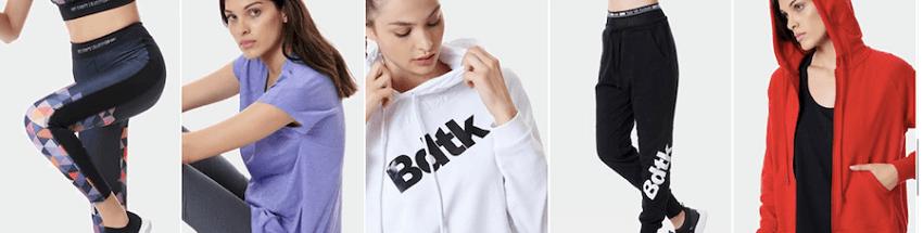 Στο bodytalk.com θα βρεις γυναικεία κολάν, tops, αθλητικές μπλούζες και hoodies για όλα τα είδη γυμναστικής όπως τρέξιμο, μπάσκετ, yoga   | YouBeHero