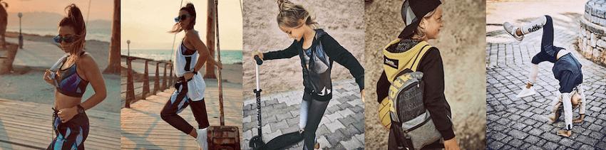 Στο bodytalk.com θα βρεις γυναικεία κολάν, tops, αθλητικές μπλούζες και hoodies  | YouBeHero