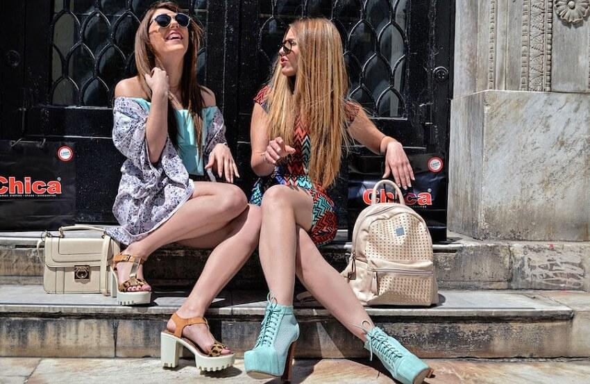 Στο chicaclothin.com θα βρείς φορέματα γυναικεία, τσάντες, αξεσουάρ, γυαλιά, ζώνες, βραχιόλια   YouBeHero