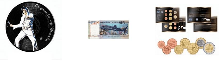 Στο coinsclub.gr θα βρεις σπάνια ξένα νομίσματα όπως elvis prisley και διάφορες συλλογές με χαρτονομισματα  | YouBeHero