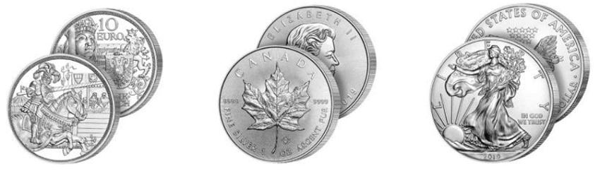 Στο coinsclub.gr θα βρεις διάφορα νομίσματα από άλλες χώρες όπως Καναδά και Ηνωμένες πολιτείες Αμερικής αλλά και ευρώ  | YouBeHero