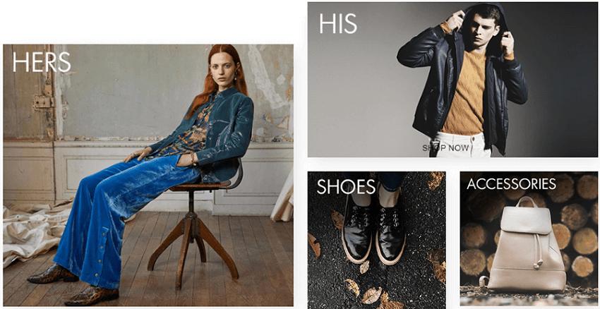 Στο collectiveonline.com θα βρεις μοναδικά ρούχα για την γυναίκα, τον άνδρα, το παιδί και διάφορα αξεσουάρ | YouBeHero
