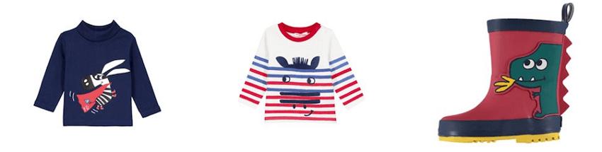 Στο dpam.gr θα βρείς ρούχα για αγόρα, μπλούζες σε διάφορα χρώματα και μποτάκια | YouBeHero