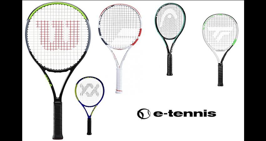 Στο e-tennis.gr θα βρεις ρακέτες για όλες τις ηλικίες και σε όλα τα μεγέθη | YouBeHero