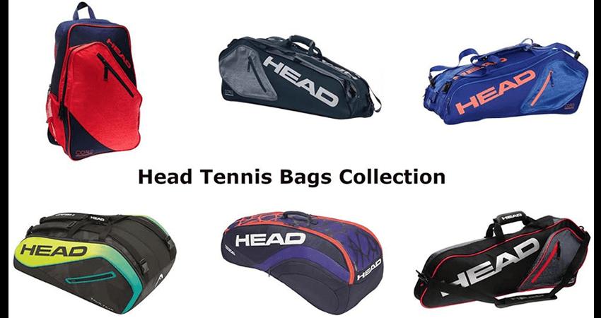 Στο e-tennis.gr θα βρεις τσάντες head για τις προπονήσεις σου σε διάφορα χρώματα | YouBeHero