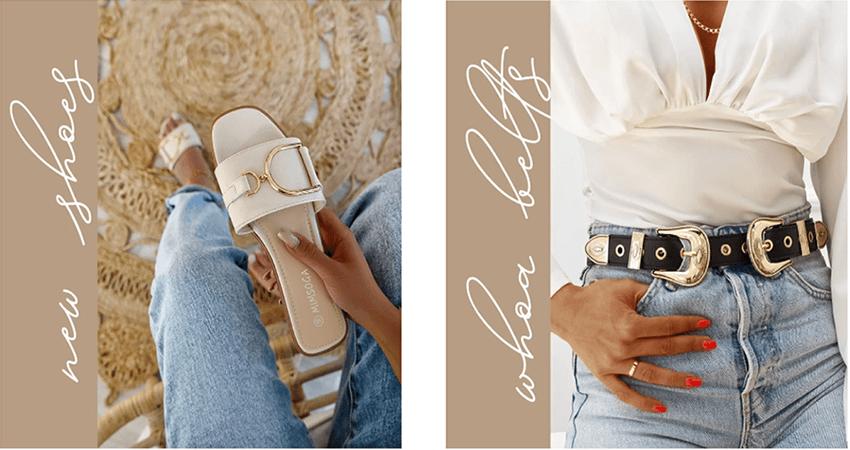 fashionroom.gr ζώνες, παπούτσια, τσάντες, φουλάρια, ρολόγια, κοσμήματα | YouBeHero