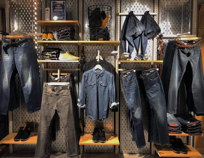 Στο funky-buddha.com jean denim παντελόνια, πουκάμισα και παπούτσια, τζιν | YouBeHero