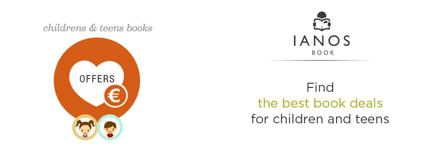 Στο ianos.gr θα βρείς μεγάλες προσφορές σε βιβλία για παιδιά και νέους! | YouBeHero