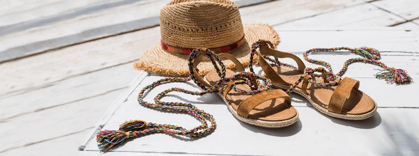 Στο keepfred.gr θα βρεις καλοκαιρινά παπούτσια, σανδάλια, πέδιλα με τακούνι, πλατφόρμες, εσπαντρίγιες, μπαλαρίνες | YouBeHero