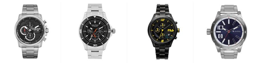Στο koolstaff.gr θα βρείς ανδρικά ρολόγια με μπρασελέ μαύρο ή ασημί δια όλες τις παριστάσεις   YouBeHero