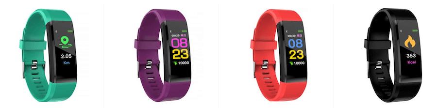 Στο koolstaff.gr θα βρείς fitness activity trackers σε μαύρο, κόκκινο, πράσινο μόβ και άλλα χρώματα για να μην σου ξεφεύγει κανένα βήμα και θερμίδες  YouBeHero