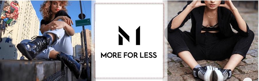 Στο moreforless.gr θα βρεις Στο moreforless.gr θα βρεις Υψηλής Ποιότητας Δερμάτινα είδη, Παπούτσια, τσάντες, ρούχα και αξεσουάρ | YouBeHero