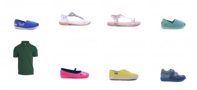 Στο moreforless.gr θα βρεις παιδικά παπούτσια καθημερινά, σανδάλια, πάνινα, παντόφλες, αθλητικά   | YouBeHero