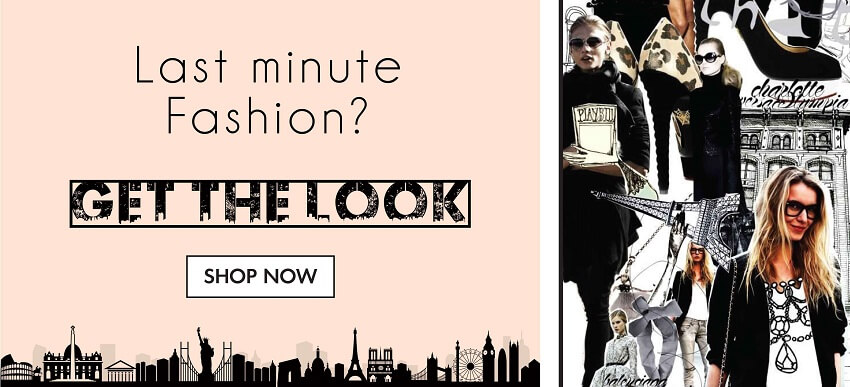 Last minute fashion.Get the Look perfect dress | YouBeHero