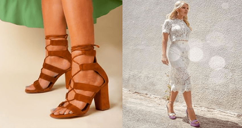 Στο santeshoes.com θα βρεις προσφορές σε ανοιξιάτικα παπούτσια, σανδάλια, Κατερίνα Καινούριου | YouBeHero