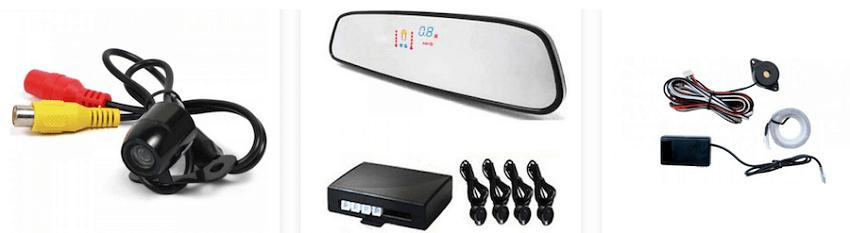 Στο saveltrade.gr θα βρεις αισθητήρες παρκαρίσματος με ήχο και καθρέπτη αυτοκινήτου με απόσταση   YouBeHero