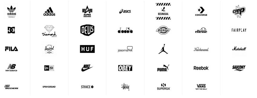 Στο sneakercage.gr θα βρεις διάφορες μάρκες όπως adidas, alpha, asics, beeunusual, converse, crep, DC, diamond, deus, diadora, dickles, ellesse, fairplay, fila, huf, jasonmark, jordan, kimberland, new balance, nike, obey, puma, snechers, sprayground, stance, superga  | YouBeHero