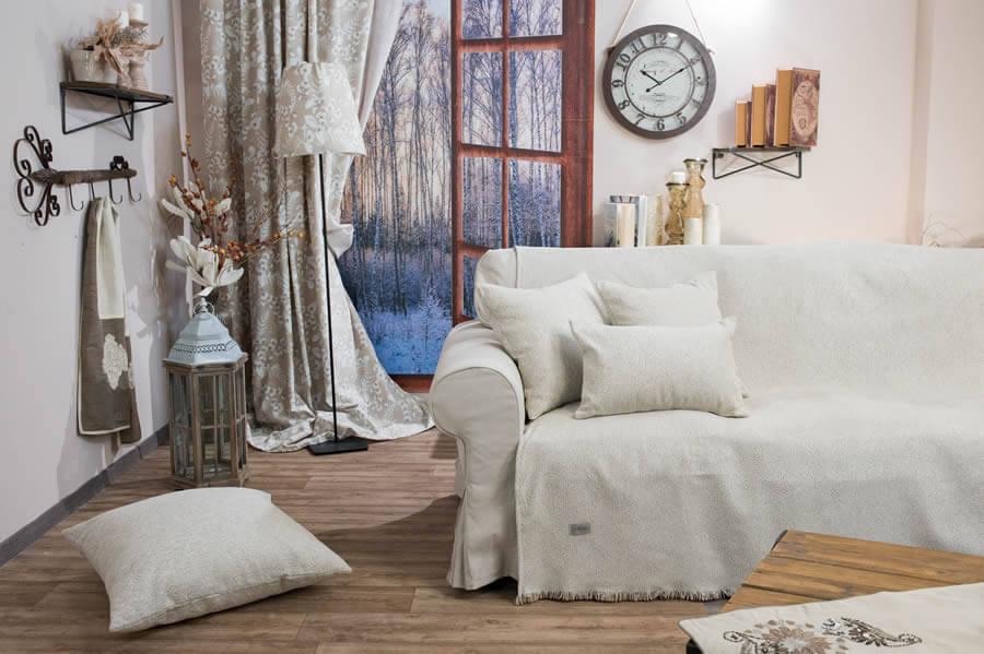 Στο spitistalefka.gr θα βρεις τις καλύτερες προσφορές σε ριχτάρια, κουβέρτες καναπέ και διακοσμητικά μαξιλάρια για το σαλόνι σου | YouBeHero