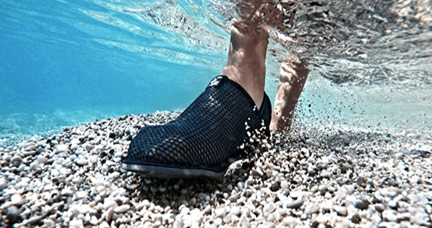 terra-nation.com θάλασσα, παπούτσια παραλίας με δίχτυ    YouBeHero