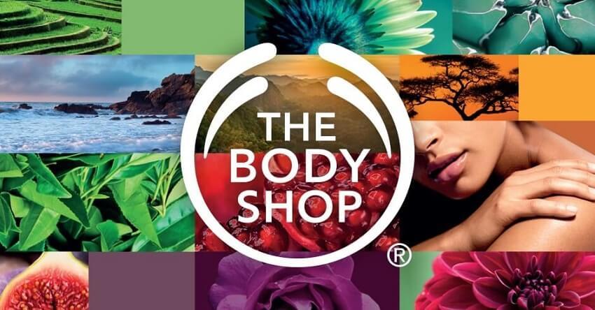 Προϊόντα ματιών, χειλιών αλλά και επιδερμίδας όπως πούδρες και κρέμες στο The Body Shop | YouBeHero
