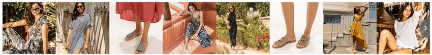 thefashionproject.gr γυναίκα σανδάλια, φορέματα, μπλούζα, τοπ προσφορές | YouBeHero