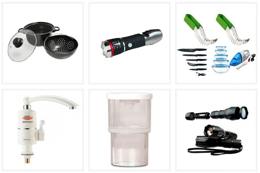 Στο tv-shop.gr θα βρεις κατσαρόλα worlds greatest pot, στρατιωτικός φακός επαναφορτιζόμενος, Καρπουζοκόφτης, σκουπάκι χειρός, σετ μαχαίρια, βρύση ταχείας θέρμανσης νερού, αεροστεγή δοχεία vacum, σπάρταν φακός | YouBeHero