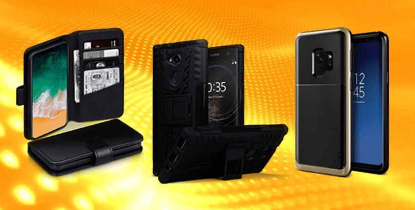 Στο uniqueshop.gr θα βρείς θήκη και οθόνη προστασίας για το κινητό και άλλα gadgets | YouBeHero