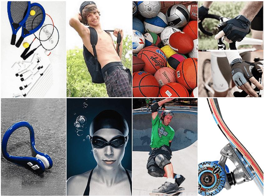 Στο z-mall.gr θα βρεις ρακέτες και αξεσουάρ για τένις, μπάλες ποδοσφαίρου και μπάσκετ, αξεσουάρ ποδηλάτου, γυαλιά κολύμβησης, πατίνια και σκέιτμπορντ  | YouBeHero