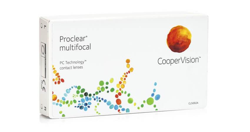 Πολυεστιακοί φακοί, Proclear Multifocal