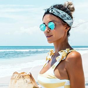 Γυαλιά για την παραλία