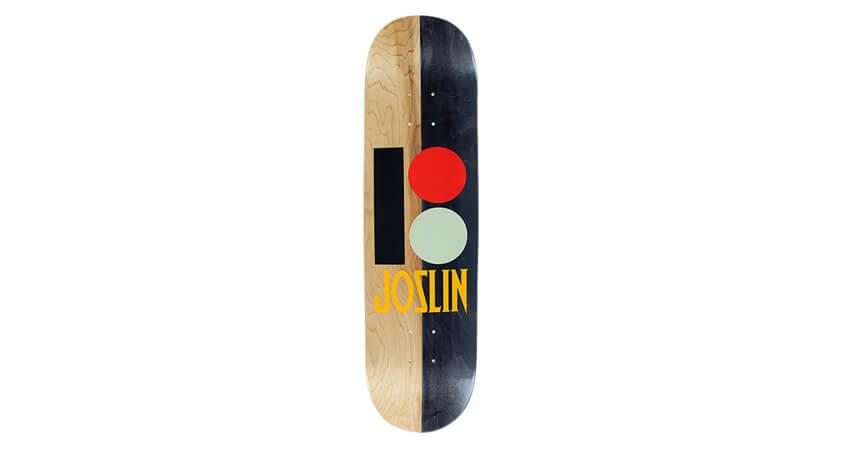 Joslin Logan-Plan-B-Skate-Deck