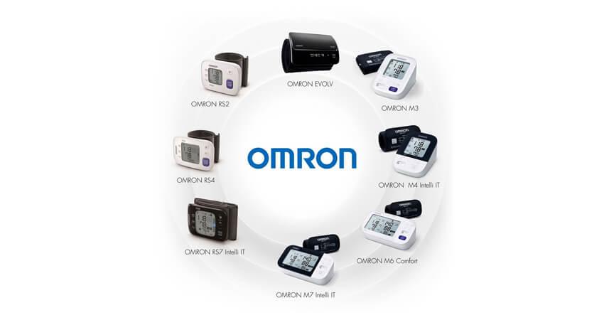 Πιεσόμετρα OMRON για αξιόπιστη ανίχνευση της αρρυθμίας